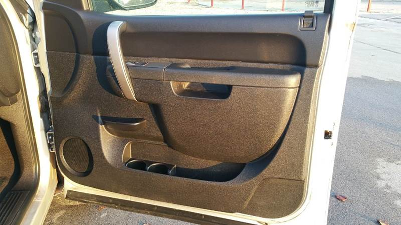 2010 Chevrolet Silverado 1500 4x4 LT 4dr Extended Cab 6.5 ft. SB - Dewey OK