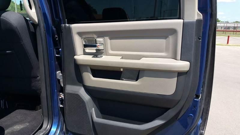 2011 RAM Ram Pickup 2500 4x4 SLT 4dr Crew Cab 6.3 ft. SB Pickup - Dewey OK