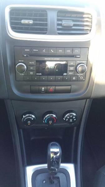 2013 Dodge Avenger SE 4dr Sedan - Dewey OK