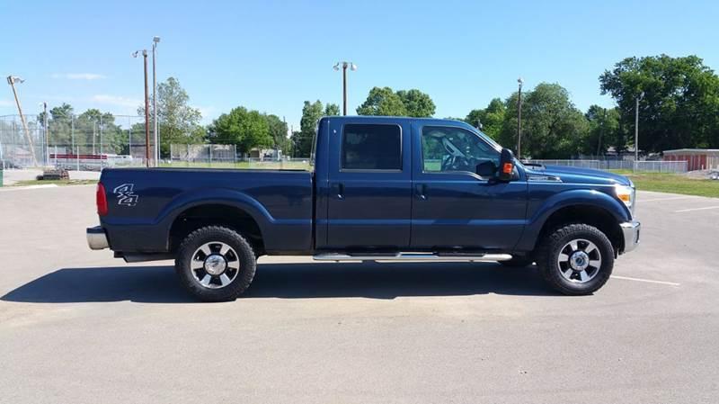 2015 Ford F-250 Super Duty 4x4 Lariat 4dr Crew Cab 6.8 ft. SB Pickup - Dewey OK