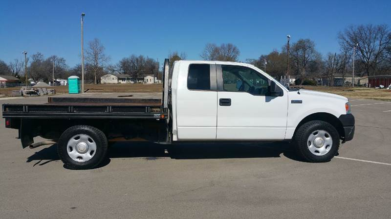 2008 Ford F-150 4x4 XL 4dr SuperCab Styleside 8 ft. LB - Dewey OK