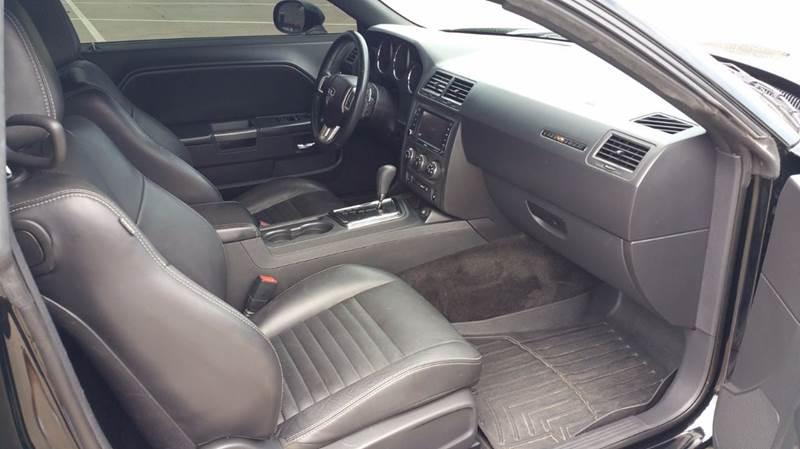 2012 Dodge Challenger R/T 2dr Coupe - Dewey OK