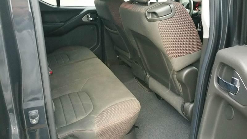 2012 Nissan Frontier PRO-4X 4x4 4dr Crew Cab SWB Pickup 5A - Dewey OK