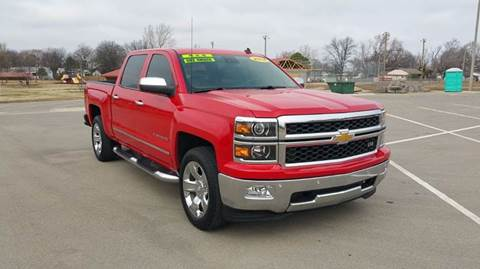 2014 Chevrolet Silverado 1500 for sale in Dewey, OK