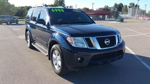 2008 Nissan Pathfinder for sale in Dewey, OK