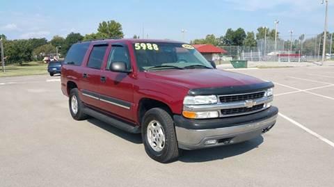 2004 Chevrolet Suburban for sale in Dewey, OK