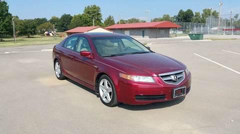 2006 Acura TL for sale in Dewey, OK