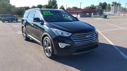 2013 Hyundai Santa Fe for sale in Dewey, OK