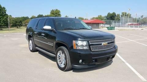 2011 Chevrolet Suburban for sale in Dewey, OK