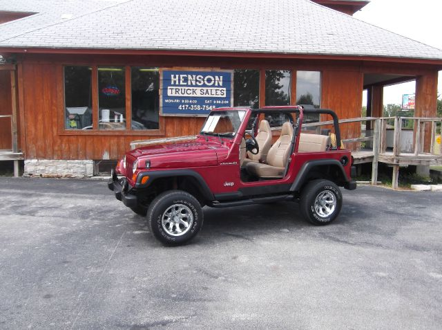 1999 Jeep Wrangler for sale in Carthage MO