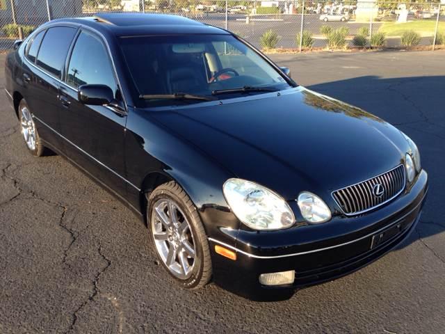 2004 Lexus Gs 430 W/Navigation**~ In Rancho Cordova CA - Auto Zoom 916