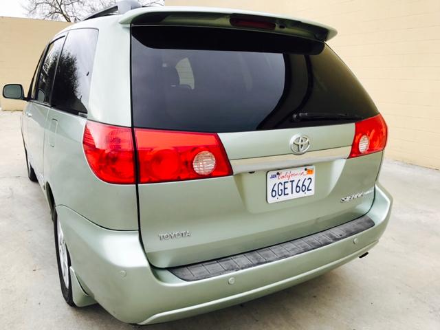 Toyota Sienna XLE Limited Passenger Dr Mini Van In Rancho - 2006 sienna