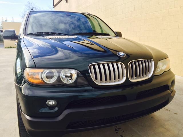 2004 Bmw X5 4.4i AWD 4dr SUV In Rancho Cordova CA - Auto Zoom 916