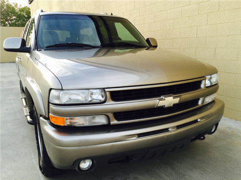 2002 Chevrolet Suburban for sale in Rancho Cordova, CA