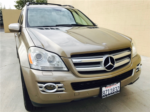 2009 Mercedes-Benz GL-Class for sale in Rancho Cordova, CA