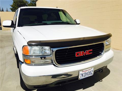 2002 GMC Yukon XL for sale in Rancho Cordova, CA
