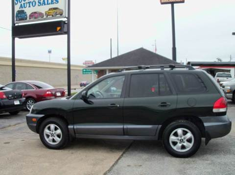 2006 Hyundai Santa Fe for sale in Vidor, TX