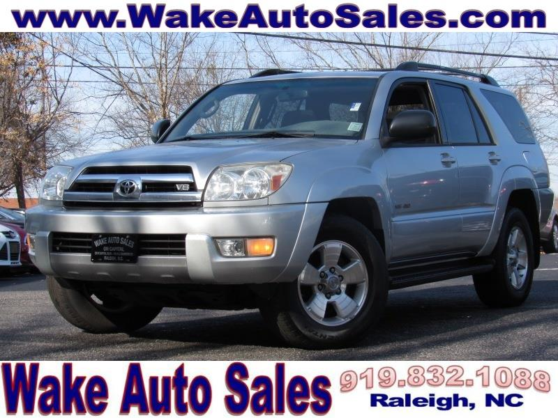 Toyota 4runner for sale in raleigh nc for Westgate motors raleigh nc