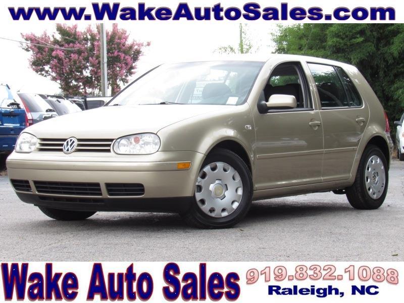 2004 Volkswagen Golf GL 4dr Hatchback In Raleigh NC  Wake Auto