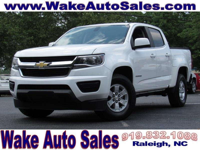2016 Chevrolet Colorado Work Truck In Raleigh NC - Wake Auto Sales