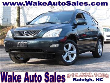 Lexus Rx 330 For Sale Raleigh Nc