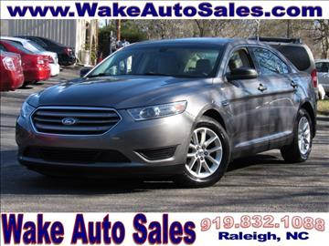 Used ford taurus for sale raleigh nc for Westgate motors raleigh nc
