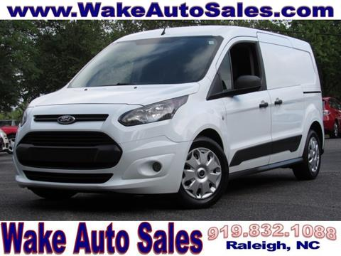 2015 Ford Transit Connect Cargo for sale in Raleigh, NC