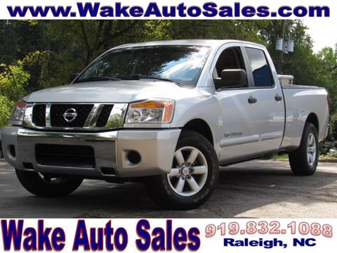 2012 Nissan Titan for sale in Raleigh, NC