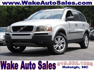 Volvo Xc90 For Sale Raleigh Nc