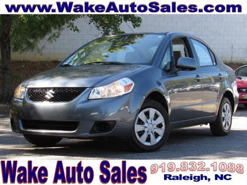 2008 Suzuki SX4 for sale in Raleigh, NC