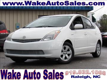 2008 Toyota Prius For Sale North Carolina Carsforsale