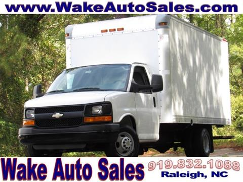 2011 Chevrolet Express Cutaway for sale in Raleigh, NC