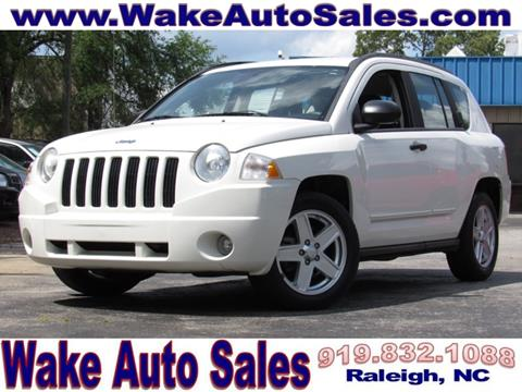 2009 Jeep Compass for sale in Raleigh, NC