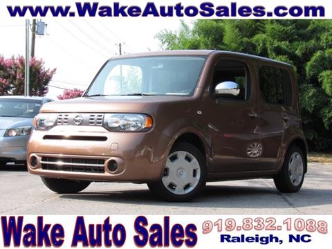 2012 Nissan cube for sale in Raleigh, NC