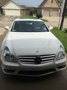2006 mercedes benz cls for sale houston tx for Low price mercedes benz
