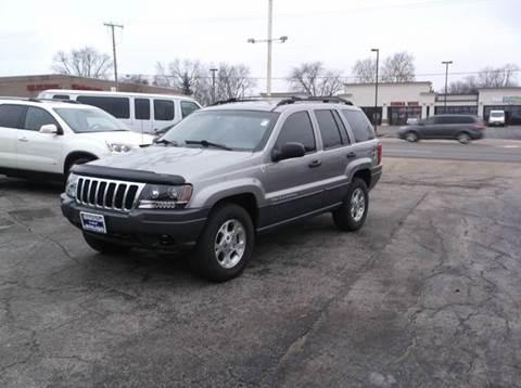 2001 Jeep Grand Cherokee for sale in Saint John, IN