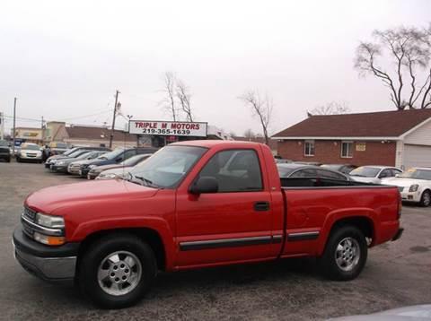 2000 Chevrolet Silverado 1500 for sale in Saint John, IN