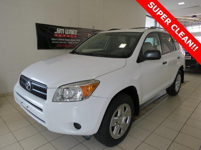 2008 Toyota RAV4 for sale in Toledo OH