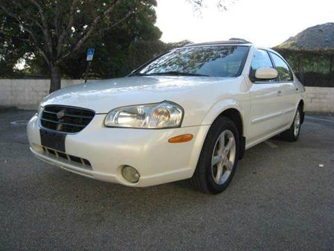 2000 Nissan Maxima for sale in Davie, FL