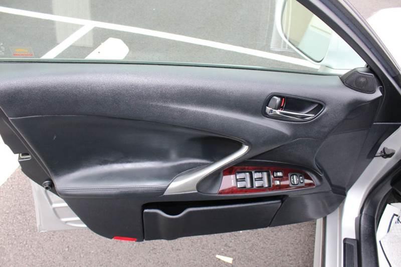 2006 Lexus IS 250 Base AWD 4dr Sedan - Sterling VA