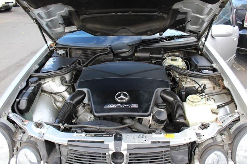 2001 Mercedes-Benz E-Class E55 AMG 4dr Sedan - Sterling VA