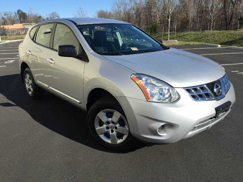 2013 Nissan Rogue S AWD 4dr Crossover - Sterling VA