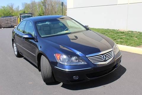 2005 Acura RL for sale in Sterling, VA