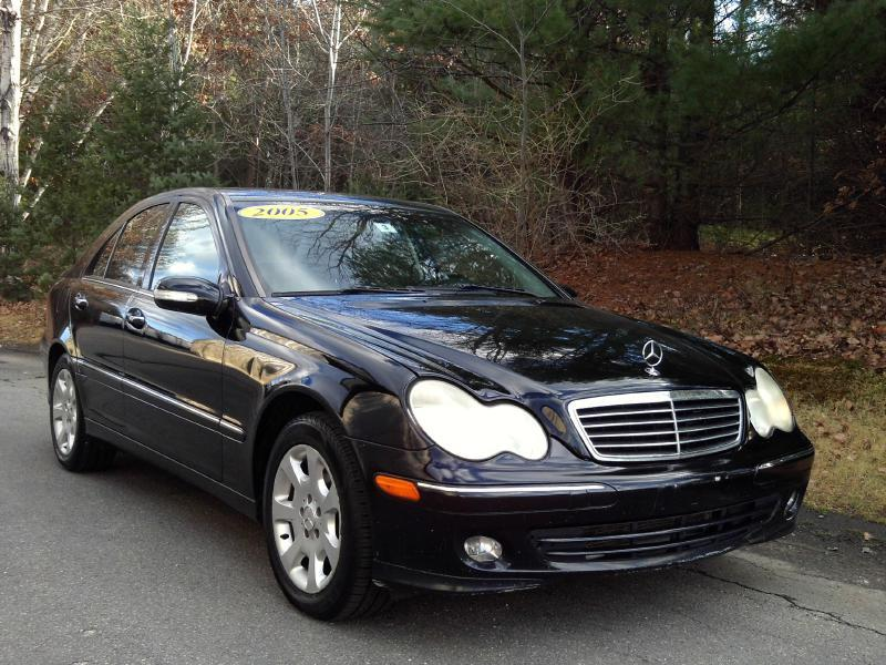2005 mercedes benz c class c240 4matic awd 4dr sedan in plaistow nh camarda auto sales llc. Black Bedroom Furniture Sets. Home Design Ideas
