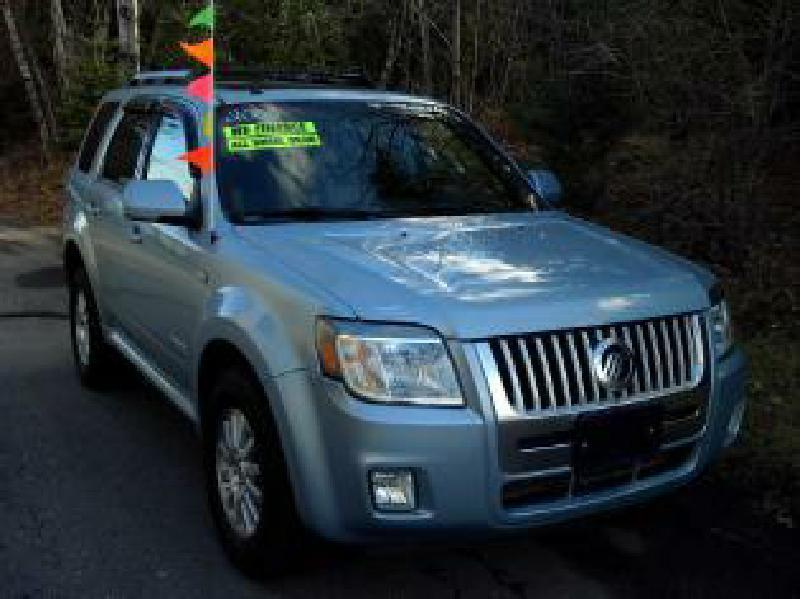 2008 mercury mariner awd premier 4dr suv in plaistow nh. Black Bedroom Furniture Sets. Home Design Ideas