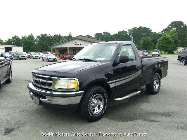Used 1998 ford f 150 for sale for Boykin motors smithfield nc
