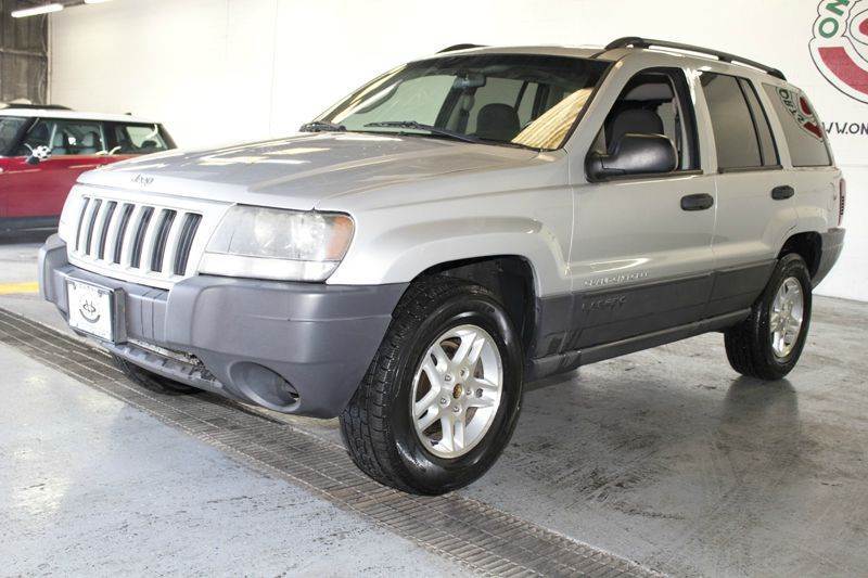 Jeep Grand Cherokee Laredo Suv In Houston Tx Ong