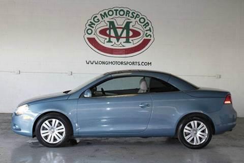 2007 Volkswagen Eos for sale in Houston, TX