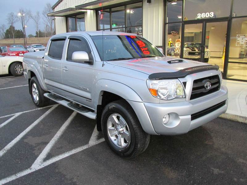 2005 toyota tacoma prerunner v6 4dr double cab rwd sb in pleasant view tn doug 39 s auto sales inc. Black Bedroom Furniture Sets. Home Design Ideas