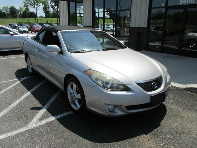 2006 toyota camry solara se v6 2dr convertible in pleasant view tn doug 39 s auto sales inc. Black Bedroom Furniture Sets. Home Design Ideas